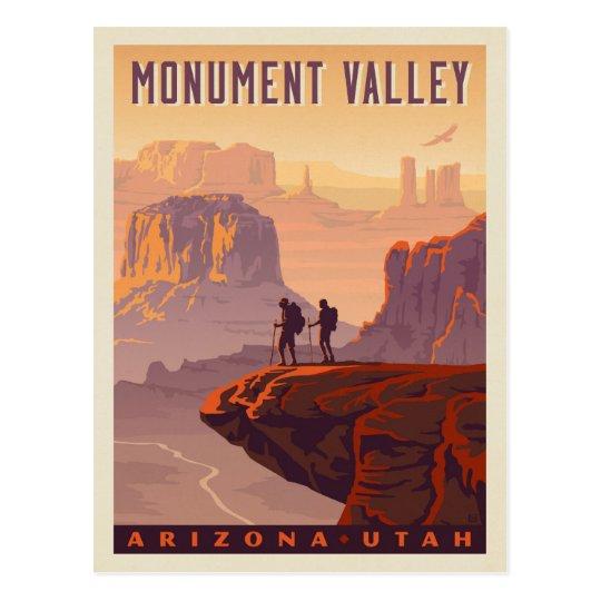 Monument Valley Arizona Utah Postcard Zazzle Ca
