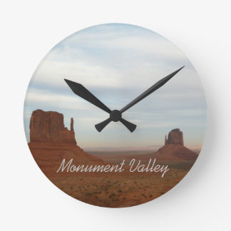 Monument Valley clock