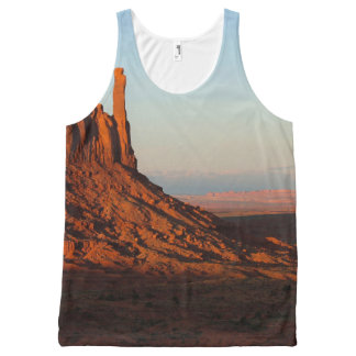 Monument valley,Colorado All-Over-Print Tank Top