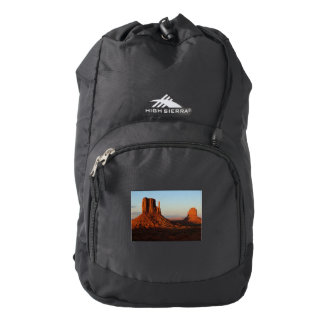 Monument valley,Colorado Backpack