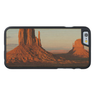 Monument valley,Colorado Carved Maple iPhone 6 Case