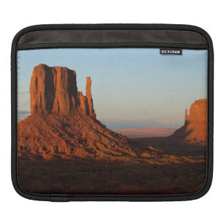 Monument valley,Colorado iPad Sleeve