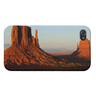Monument valley,Colorado iPhone 4 Covers