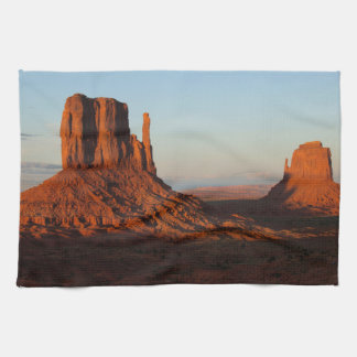 Monument valley,Colorado Kitchen Towel