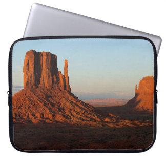 Monument valley,Colorado Laptop Sleeve