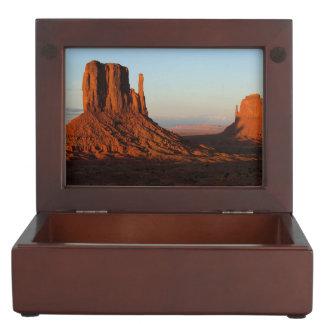 Monument valley,Colorado Memory Box