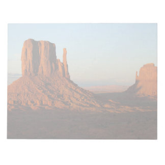 Monument valley,Colorado Notepad