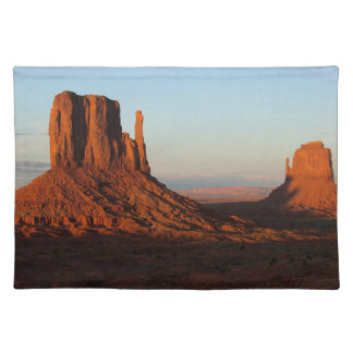 Monument valley,Colorado Placemat