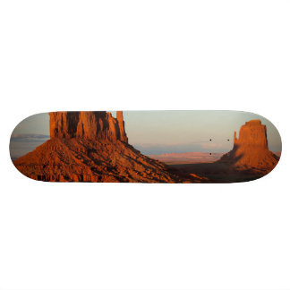 Monument valley,Colorado Skateboard