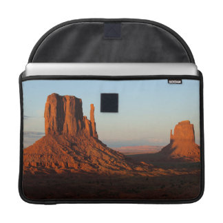 Monument valley,Colorado Sleeve For MacBook Pro