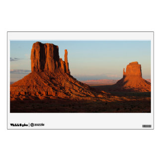 Monument valley,Colorado Wall Sticker