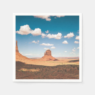 Monument Valley Disposable Napkins