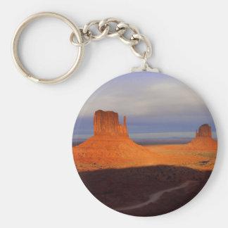 Monument Valley Keychain