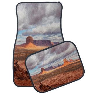 Monument valley landscape, AZ Car Floor Carpet