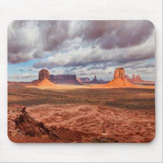 Monument valley landscape, AZ Mouse Pad