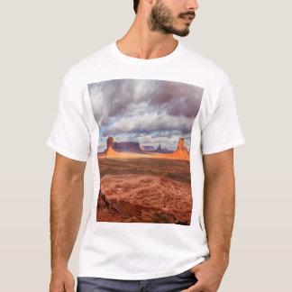 Monument valley landscape, AZ T-Shirt