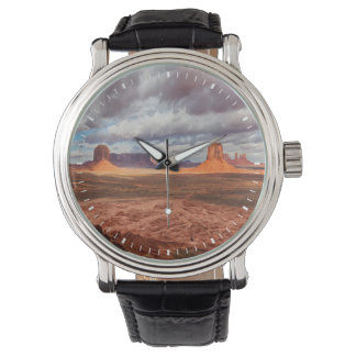 Monument valley landscape, AZ Wristwatches