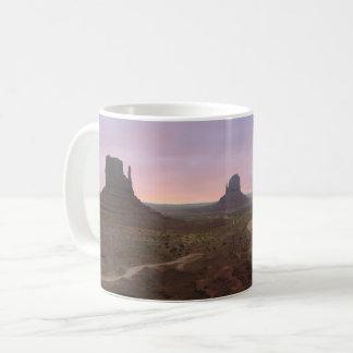 Monument Valley Panorama Coffee Mug