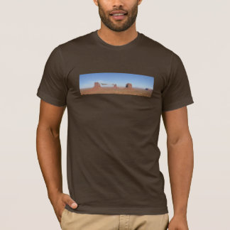 Monument Valley Panorama Tshirt