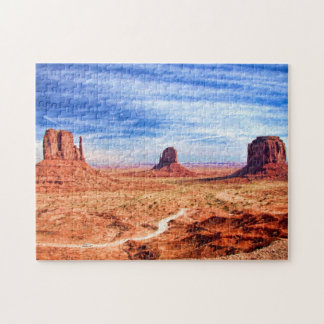 Monument Valley Photo Puzzle