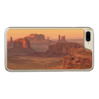 Monument valley scenic, Arizona Carved iPhone 7 Plus Case