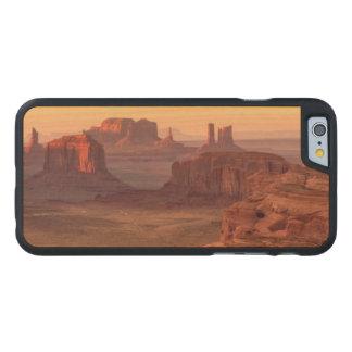 Monument valley scenic, Arizona Carved Maple iPhone 6 Case