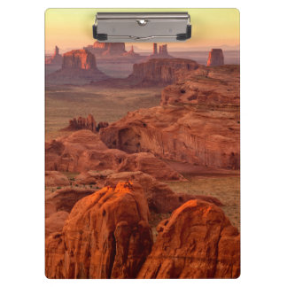 Monument valley scenic, Arizona Clipboards