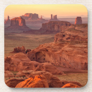 Monument valley scenic, Arizona Drink Coasters