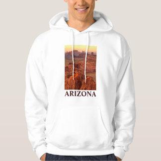 Monument valley scenic, Arizona Hoodie