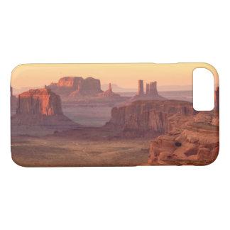Monument valley scenic, Arizona iPhone 7 Case