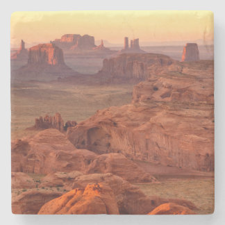 Monument valley scenic, Arizona Stone Beverage Coaster