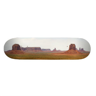 Monument Valley seen from Artist Point Arizona Skate Board Deck