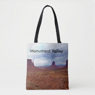 Monument Valley Tote Bag