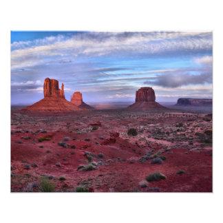 Monument Valley, Utah Art Photo