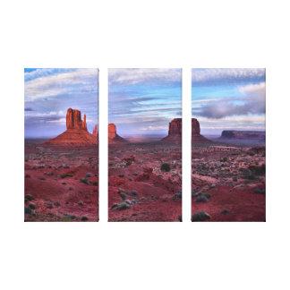 Monument Valley, Utah Canvas Print