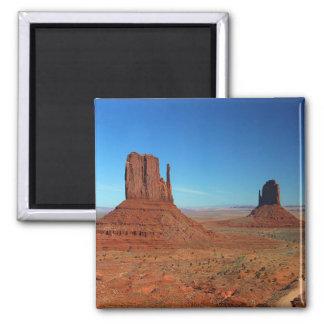 Monument Valley Utah Magnet
