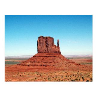 Monument Valley, Utah Postcard