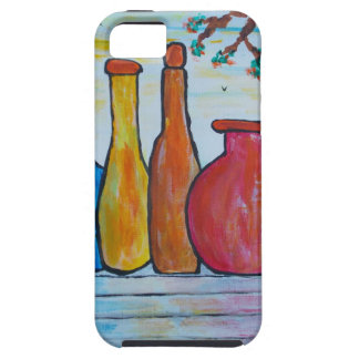 Monumental bottles case for the iPhone 5