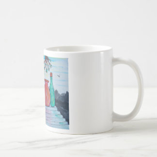 Monumental bottles coffee mug