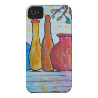 Monumental bottles iPhone 4 cover