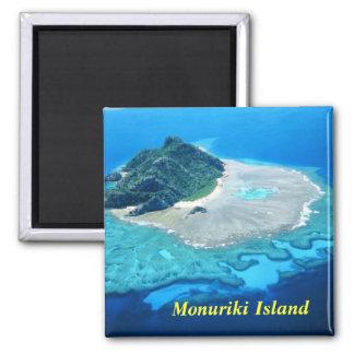 Monuriki Island Fiji kitchen magnet