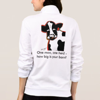 Moo apparel - udderly fantastic style choice...