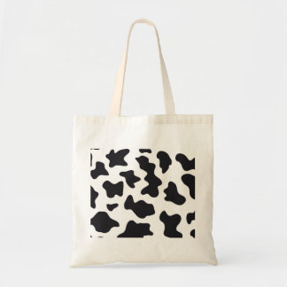 MOO Black and White Dairy Cow Pattern Print Gifts