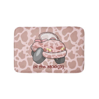 Moo Car Bath Mat