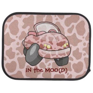 Moo Car Car Mat
