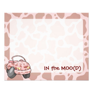 Moo Car Flyer