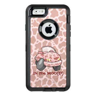 Moo Car OtterBox Defender iPhone Case