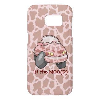 Moo Car Samsung Galaxy S7 Case