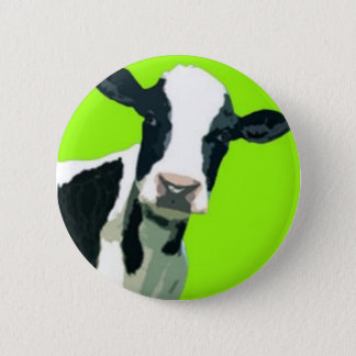 Moo Cow! 2 Inch Round Button