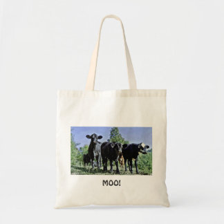 MOO! Cow Bag